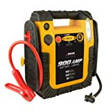 900 amp battery - Wagan 900 Amp Battery Jumper with Air Compressor