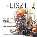 Liszt: Orchestral Works (Totentanz Tass