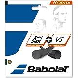 BABOLAT B281027:Set RPM 17G + VS 16G Tennis String