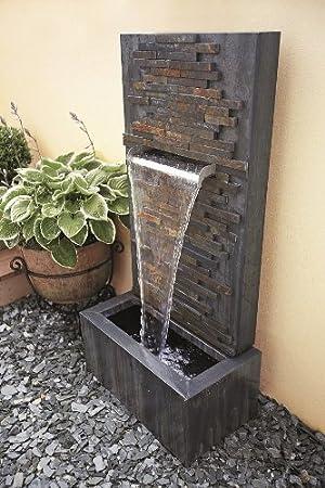 Delicieux Gardman Slate Falls Fountain Outdoor Water Feature
