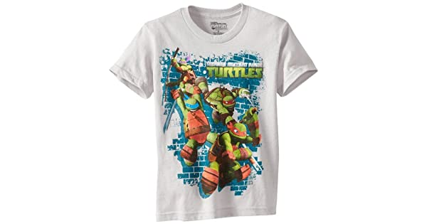 Amazon.com: Nickelodeon - Camiseta para niño, diseño de ...