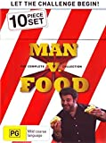 Man v. Food (Complete Collection) - 10-DVD Box Set ( Man v. Food - Season One, Two, Three & MVF Nation )