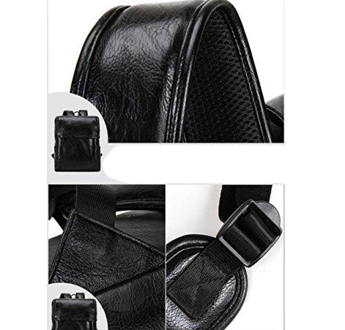 Travel Skin Multi Khaki Men's purpose Shoulder Bag Backpack Business Laidayepu Leisure Rxwq8C8Bd