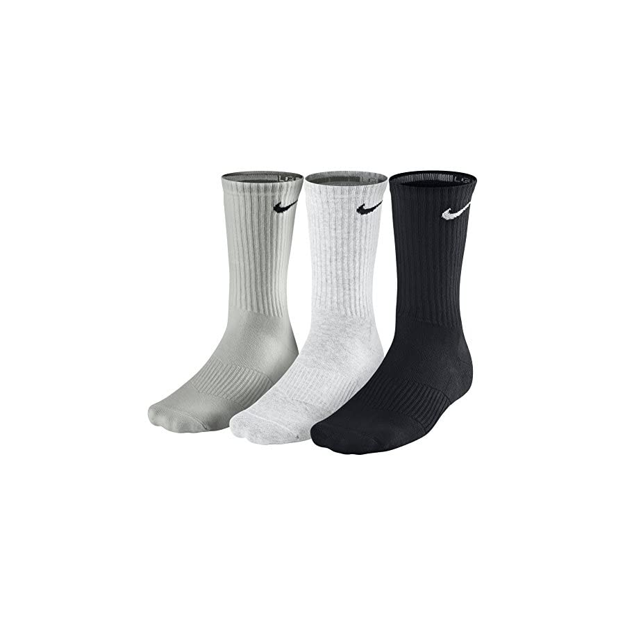 NIKE Performance Cushion Crew Training Socks (3 Pairs)