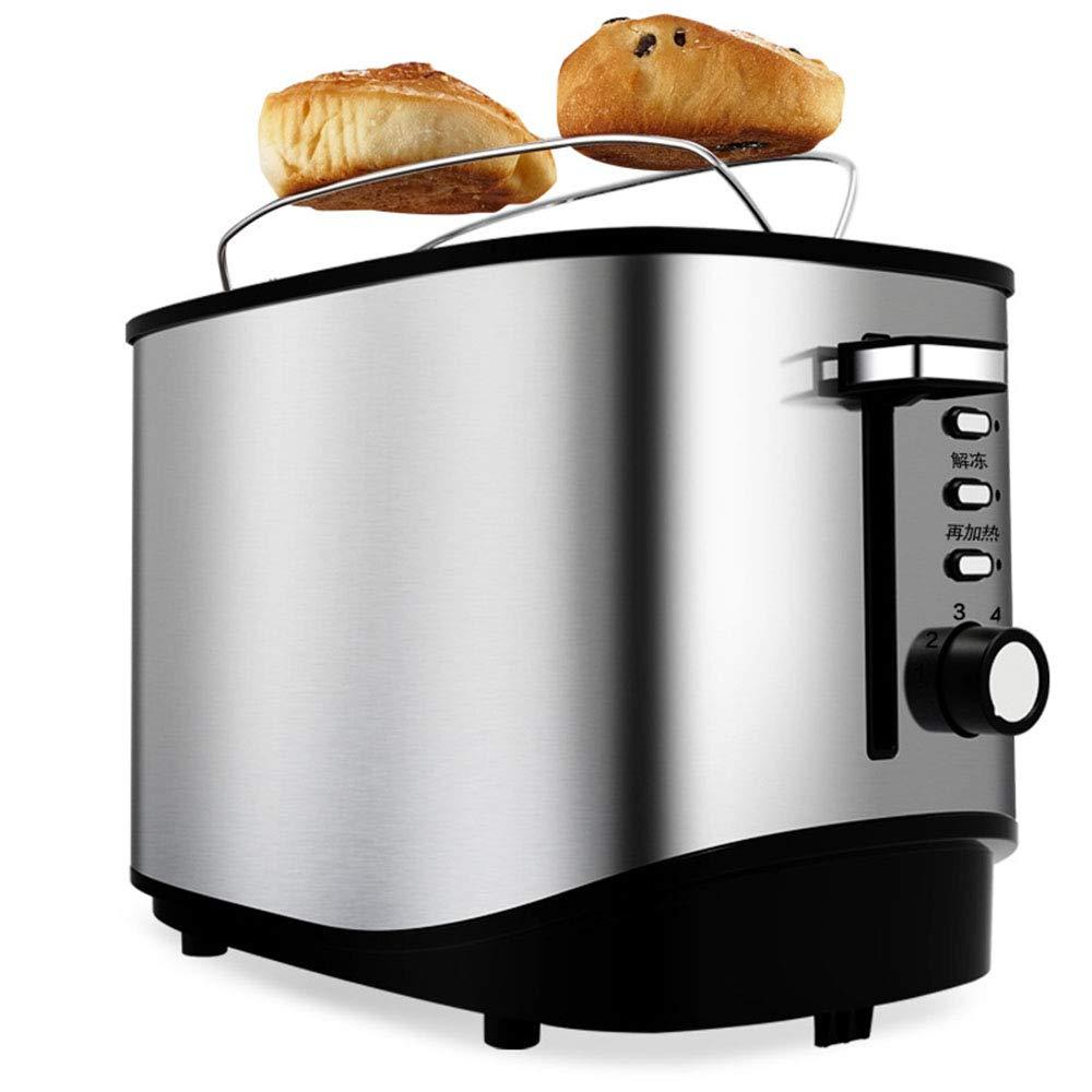 LAIY Tostadora automática, máquina para Hacer Pan de Acero ...