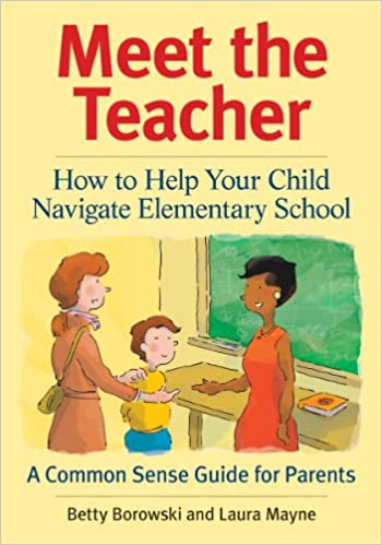 Image result for Meet the Teacher: How to Help Your Child Navigate Elementary School
