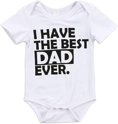 Newborn Infant Kids Baby Girls Boy Bodysuit Romper Jumpsuit Outfit Clothes 0-18M