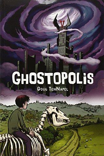 Image of Ghostopolis