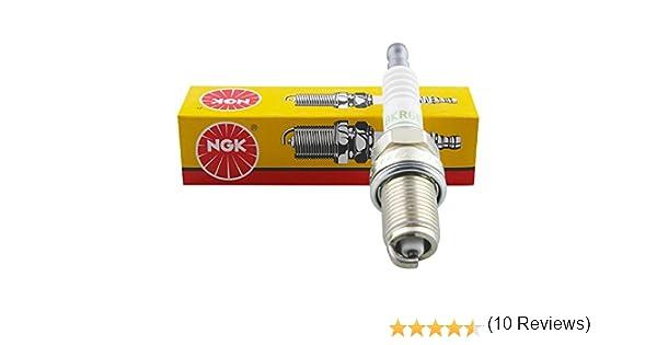 1 bujía NGK (6962) BKR6E: Amazon.es: Coche y moto