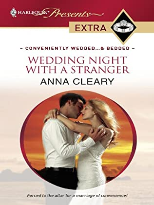 book cover of Wedding Night With a Stranger