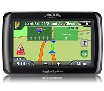 Magellan Roadmate 2036 Gps Receiver with Preloaded Maps Of United States Canada and Puerto Rico