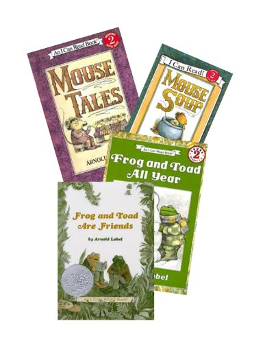 Frog Toad Collection Box Set (Lobel Collection (9 Books) : Days with Frog and Toad; Mouse Tales; Frog and Toad Together; Oscar Otter; Sam the Minute Man;)