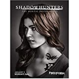Shadowhunters: The Moral Instruments Katherine McNamara as Clary Fray Side Profile Shot Looking Lovely 8 x 10 Inch Photo