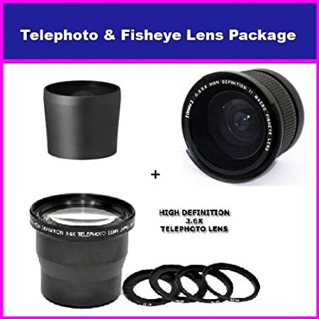 Review 3.5X HD Professional Telephoto