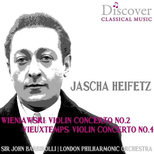 Wieniawski & Vieuxtemps: Violin Concerto No. 2 & Violin Concerto No. 4