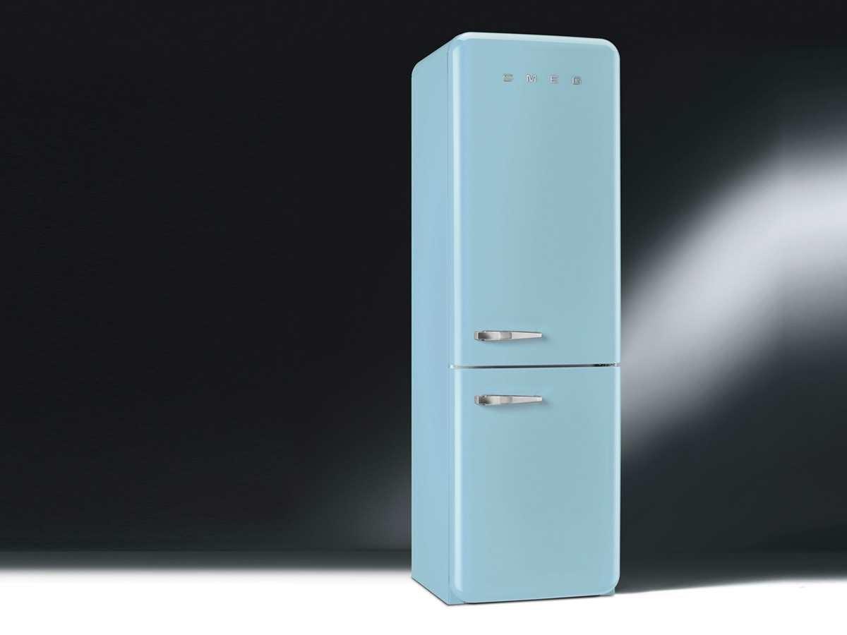 Smeg Kühlschrank Nach Transport : Smeg fab razn kühlschrank a kühlteil l gefrierteil l