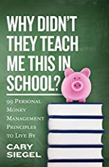 Bestselling 5 Star Graduation Gift for both College and High School grads! Why do high schools and colleges require students to take courses in English, math and science, yet have absolutely no requirements for students to learn about persona...