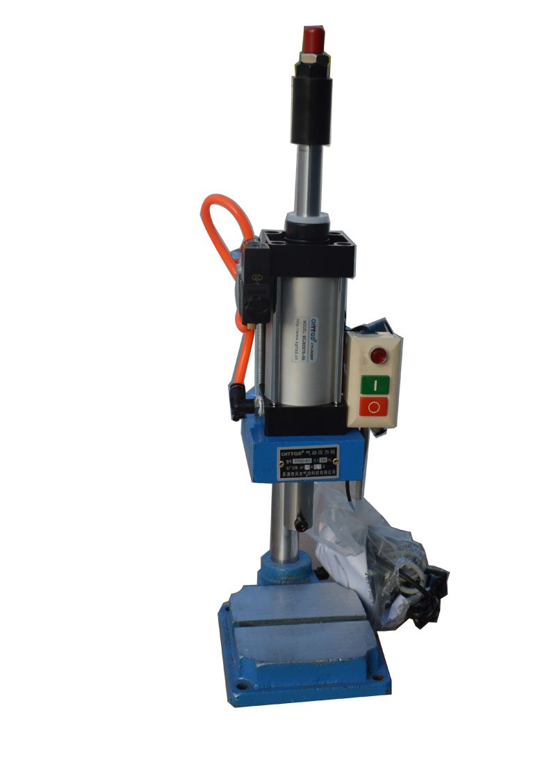 TTQD-50 Pneumatic Punch Press machine 110V Pneumatic Milling Machine New Arrival #230120
