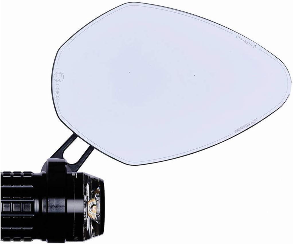 301-702 motogadget mo.view pace glasloser Lenkerendenspiegel E-gepr/üft