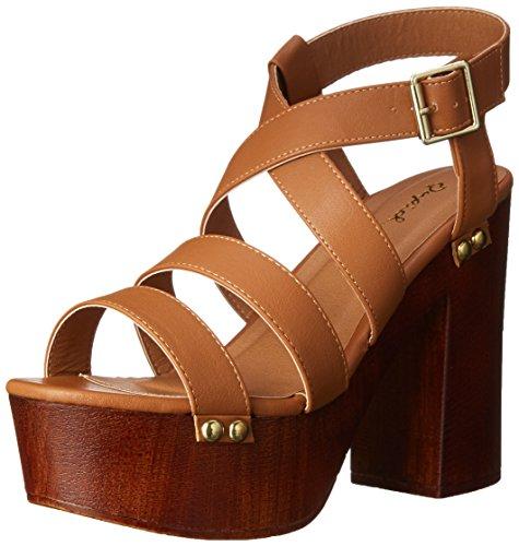 382df9d1b4de Qupid Women s Elma 04A Platform Sandal