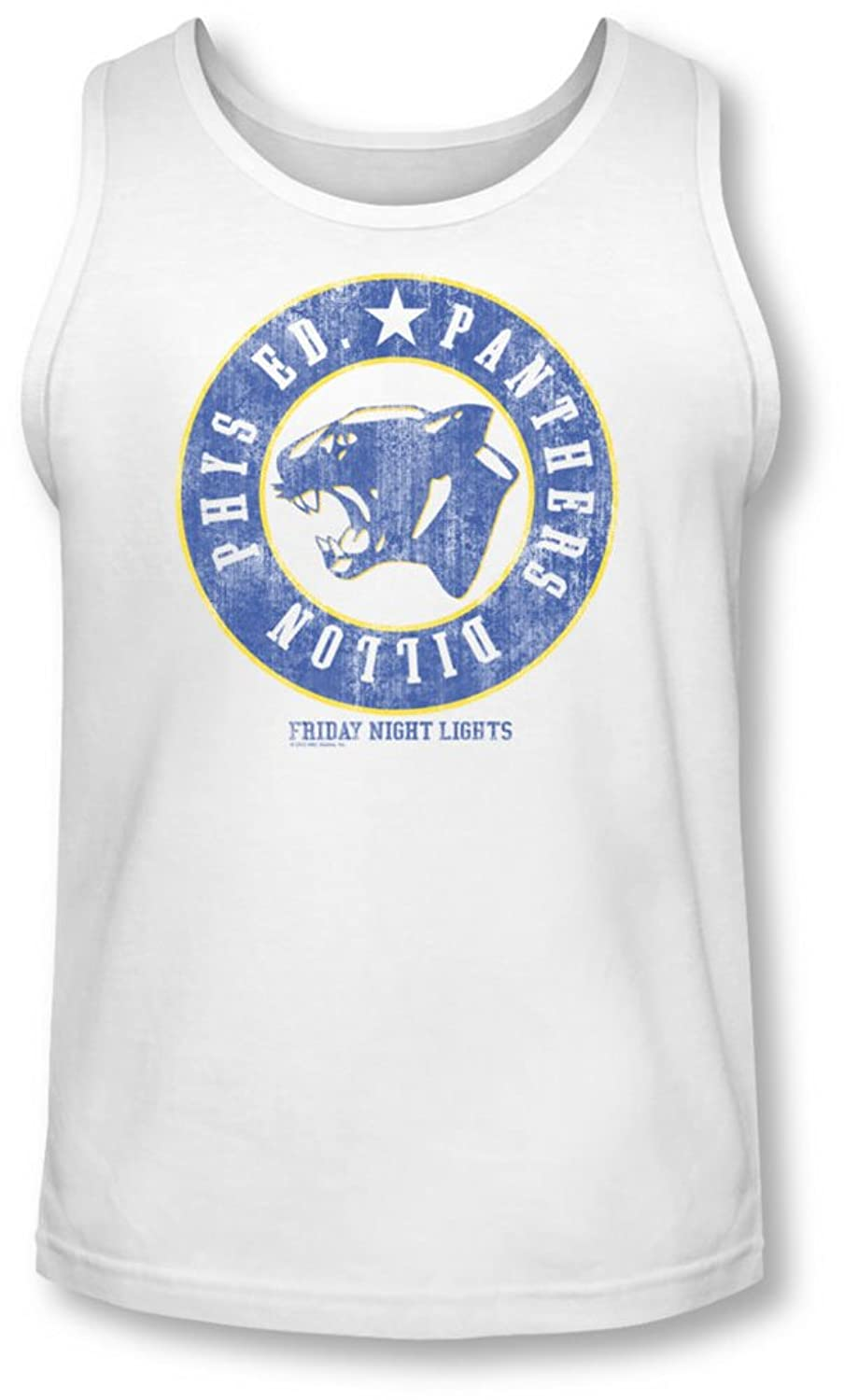 Friday Night Lights - Mens Phys Ed Tank-Top