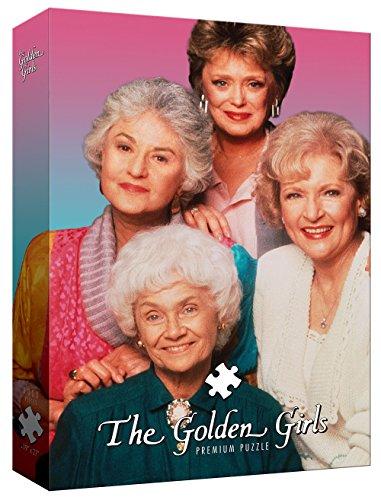 USAOPOLY The Golden Girls 1,000-Piece Puzzle