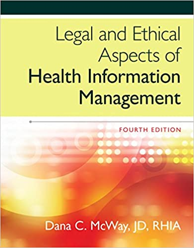 Amazon legal and ethical aspects of health information legal and ethical aspects of health information management 4th edition kindle edition fandeluxe Gallery