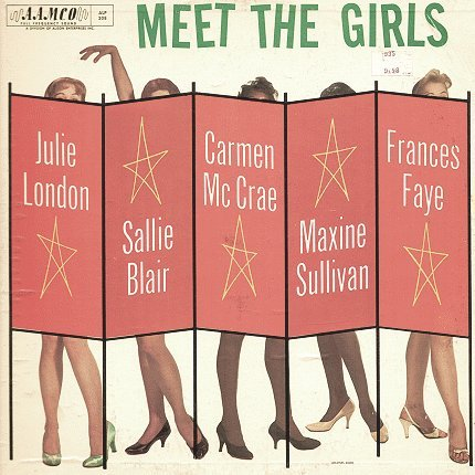 various-meet-the-girls-aamco-lp-usa