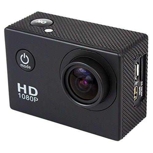 Ghost Hunting Full Spectrum Night Vision GhostPro Waterproof Action Camera  Full HD 1080p 12mp