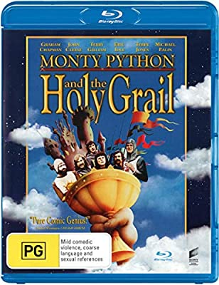 Monty Python And The Holy Grail Edizione: Australia Italia Blu-ray ...