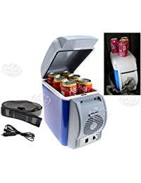 NPLE--Mini 12V Portable 7.5L Electric Car Fridge Refrigerator Cooler Warmer Travel Box