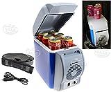 12 volt fry pan - NPLE--Mini 12V Portable 7.5L Electric Car Fridge Refrigerator Cooler Warmer Travel Box