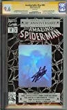 #8: AMAZING SPIDER-MAN #365 CGC 9.6 WHITE PAGES
