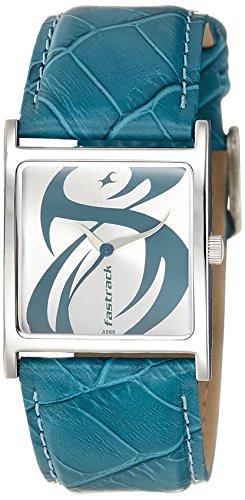 Fastrack Women's New OTS Analog Dial - Titan Ladies Wrist Watch