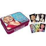 Marilyn Monroe Playing Card Gift Tin
