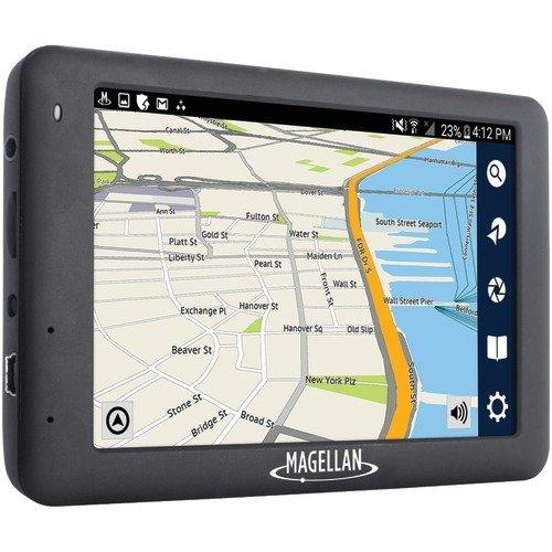 Magellan Dash Cam Navigator, 1080P Full HD recording - 5.0