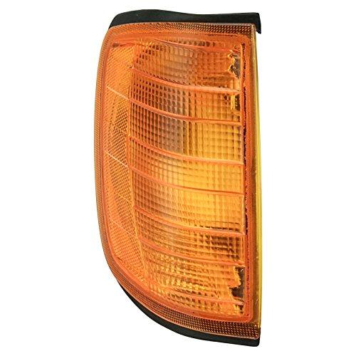 (Side Marker Corner Parking Turn Signal Lamp Light Right R Passenger for Mercedes)
