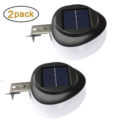 Amazon.com: Luces Solares Luces Solares Cortador Luz ...
