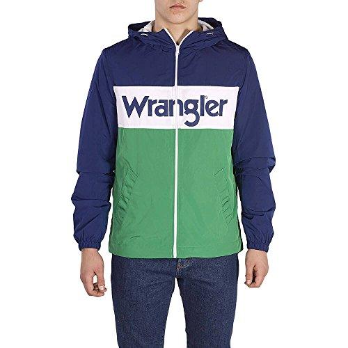 Wrangler Giubbotto Green W4707v9jy Giubbotto Wrangler vnqvrwxY8