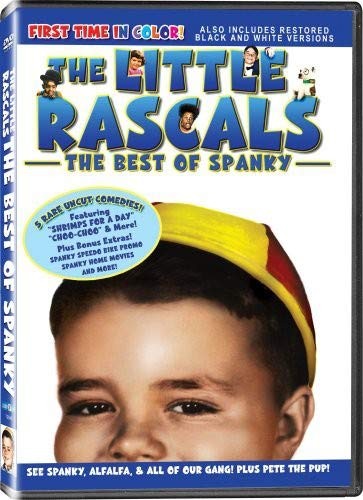 The Little Rascals in The Best of Spanky - All of the Shorts are Now In COLOR! Also Includes the Original Black-and-White Versions which have been Beautifully Restored and Enhanced! (Best Beard In The World)