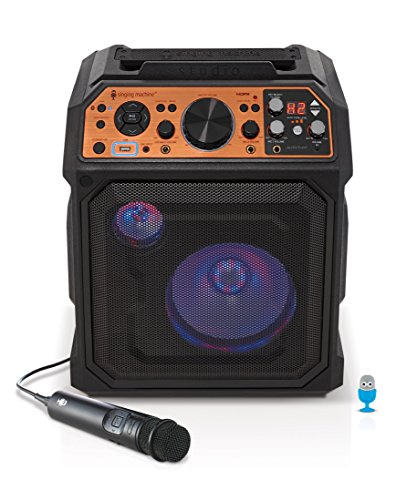 Singing Machine Studio All-In-One Entertainment System (SDL2093) (Best Karaoke Machine With Auto Tune)