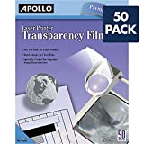 Apollo Transparency Film for Laser