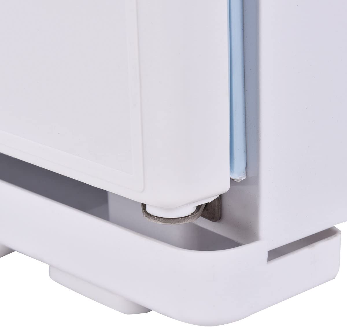 3-in-1 UV Sterilizer Disinfection Warmer Hot Facial Cabinet for Tool for Beauty Salon 200 W Spa and Home COSTWAY 16L Towel Warmer Towel Cabinet