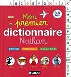 """Afficher """"Mon premier dictionnaire Nathan"""""""