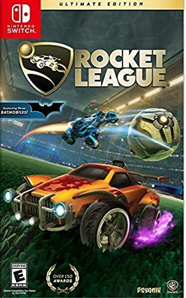 Rocket League: Ultimate Edition for Nintendo Switch USA: Amazon.es: Whv Games: Cine y Series TV