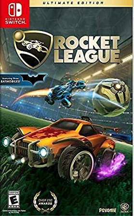 Rocket League: Ultimate Edition for Nintendo Switch USA: Amazon.es: Whv Games: Cine y Series TV