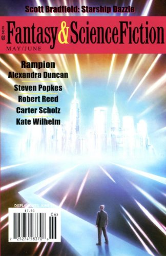 The Magazine of Fantasy & Science Fiction May/June 2011 (The Magazine of Fantasy & Science Fiction Book 120)