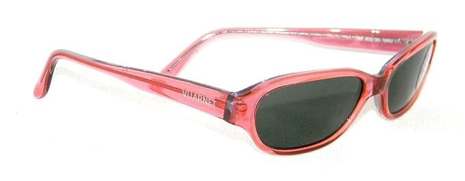Gafas de sol Vuarnet 603 nuevas Rosa Cristal Translúcido ...