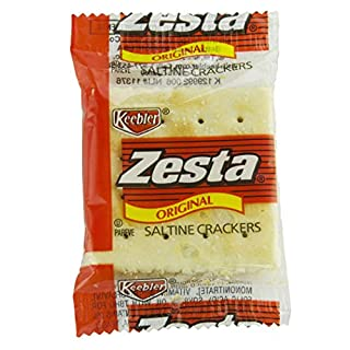Zesta Saltines 2-Count, 0.24-Ounce Packages (Pack of 500)