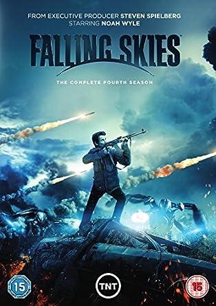 Falling Skies: Season 4 3 Dvd Edizione: Regno Unito Reino Unido: Amazon.es:  Cine y Series TV